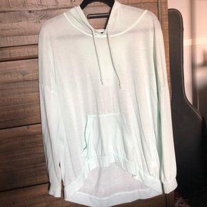Mint Green sweater!